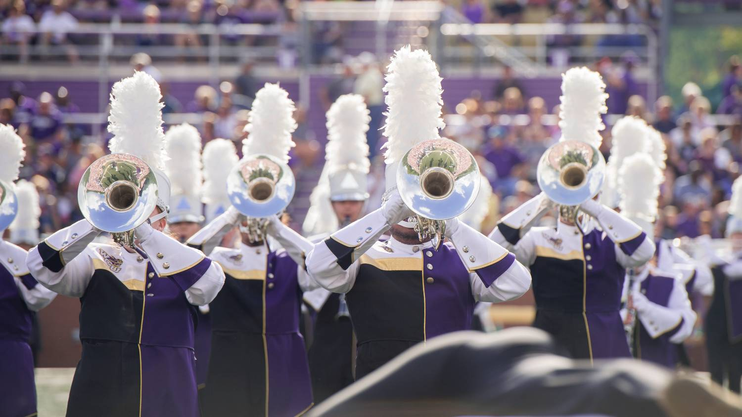 Whee Drum at Western Carolina University: Drumming Clinics for High School Students