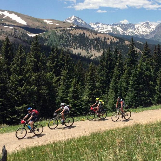 Project Discovery students learn leadership skills during Colorado trip