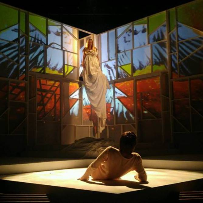 Image Featured from Angels in America