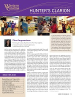 Hunter's Clarion May 2015