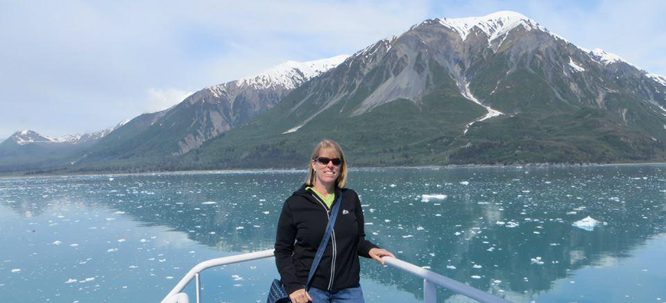 Laura Rabb in Alaska