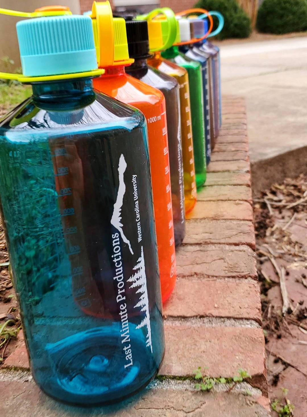 Nalgene Bottle Giveaway