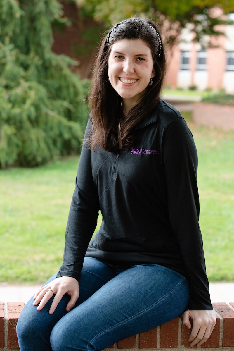 Portrait of Caitlin Lambert