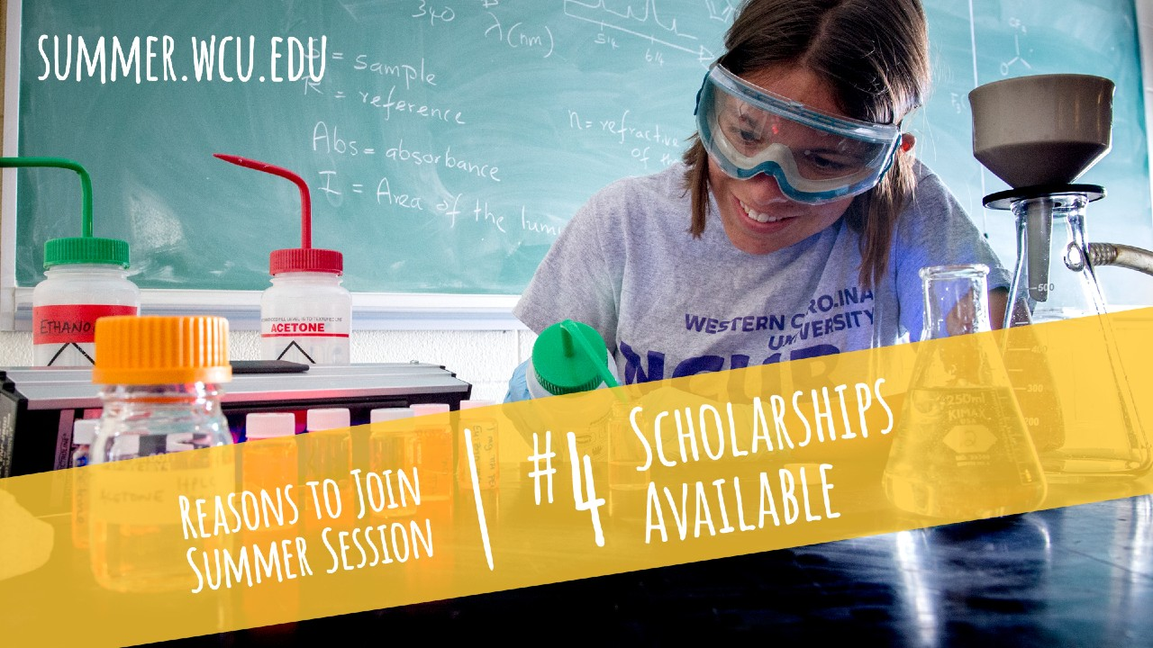 summer school reason 4 - summer scholarships