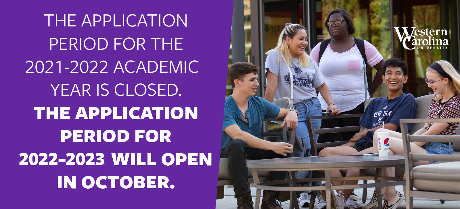 The application period for the 2021-2022 academic year is closed.