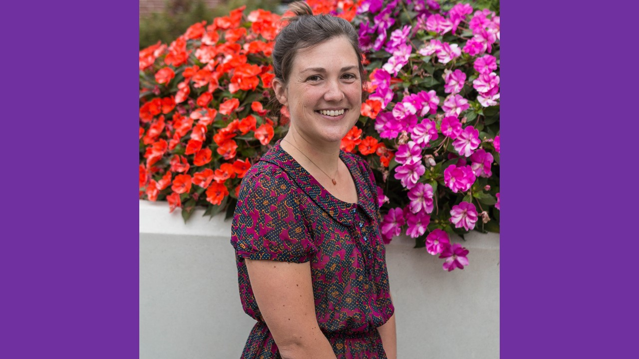 Portrait of Kate Miller