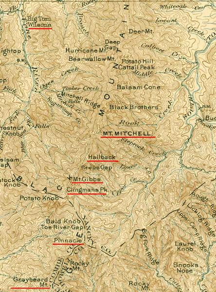 Mtmitchell Map Small