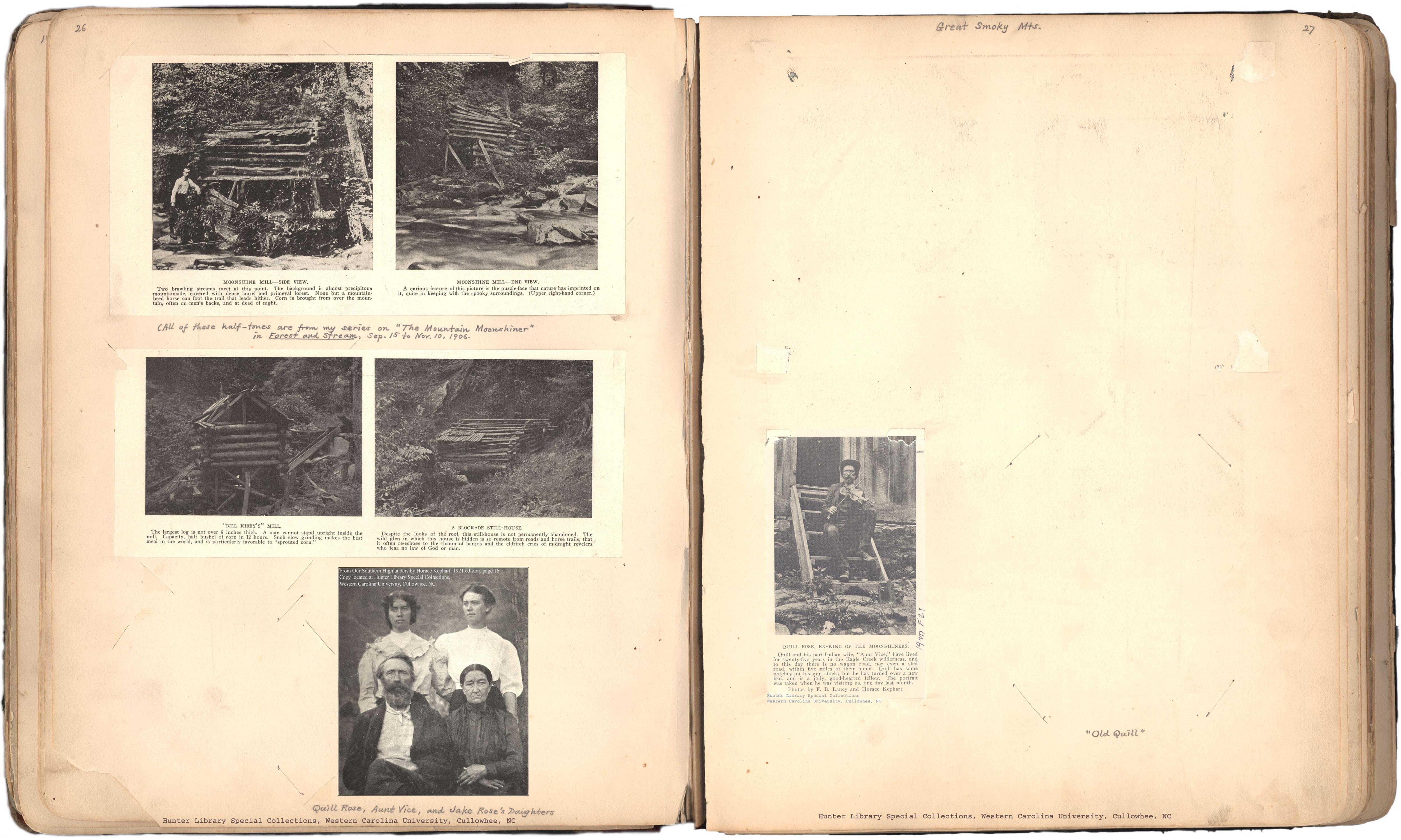 Horace Kephart Revealing An Enigma