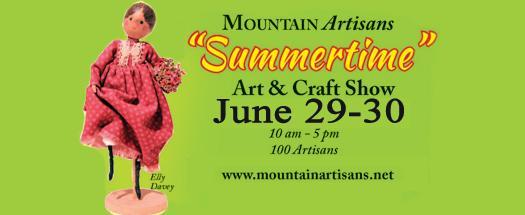Mountain Artisans Craft Show