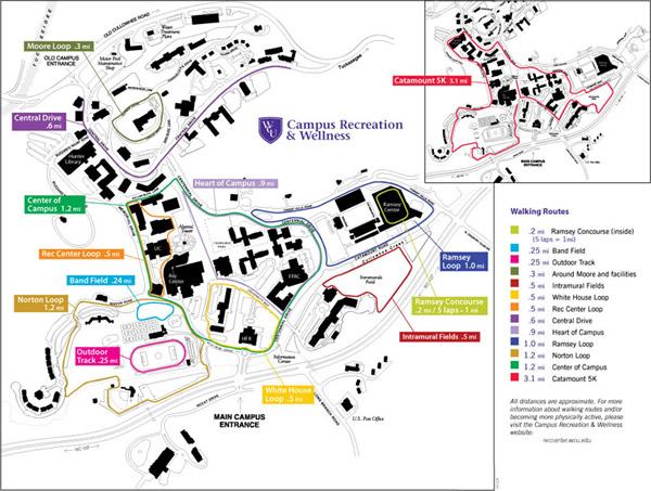 Unca Campus Map 49974 | INTERIORDESIGN